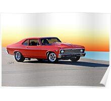 1968 Chevrolet Nova 'Pro Street' II Poster