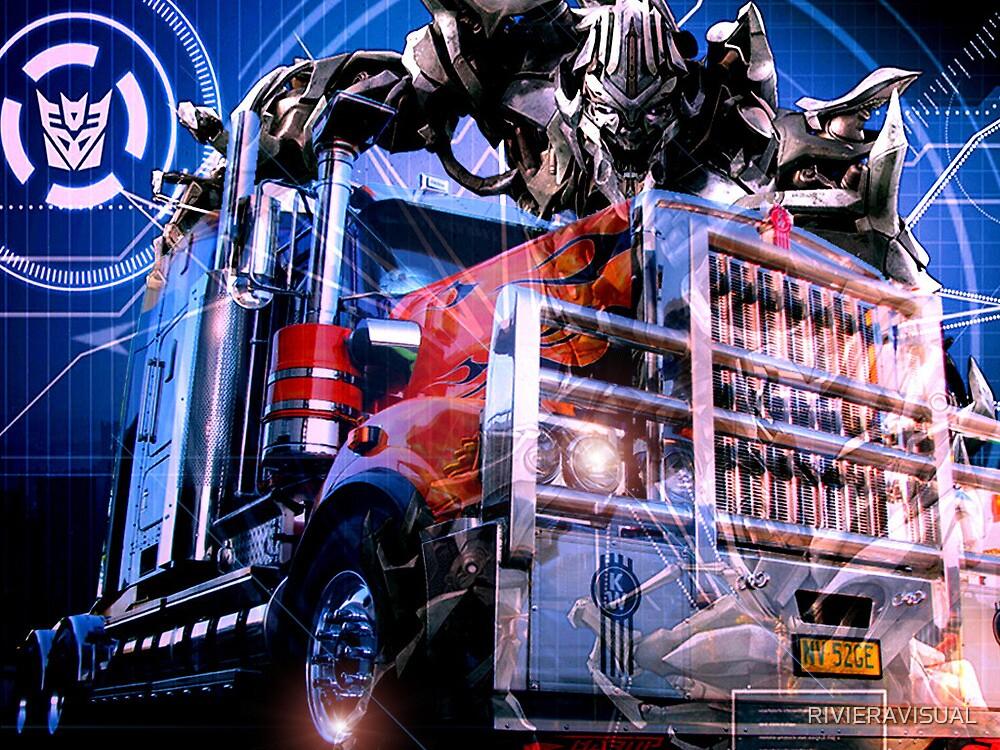 Riviera Visual - PrimeTime Transformers by RIVIERAVISUAL