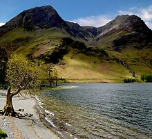 Buttermere Lake District by Brennanphotos