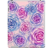 Rose Pattern iPad Case/Skin