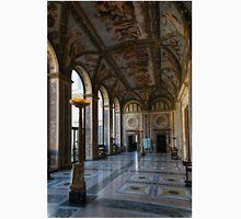 The Opulent Loggia in Villa Farnesina, Rome, Italy - Take One Unisex T-Shirt