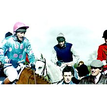 Dessie and Dunwoody Photographic Print