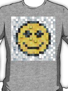Pixel Smiley T-Shirt