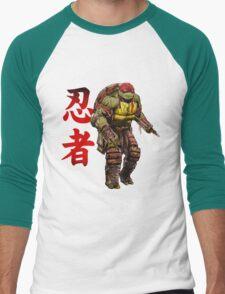 Red Power Men's Baseball ¾ T-Shirt