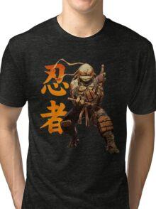 Cowabunga Dude Tri-blend T-Shirt