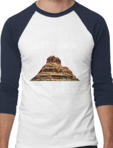Arizona Has Rocks! Men's Baseball ¾ T-Shirt