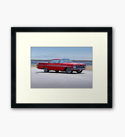 1959 Chevrolet Impala Framed Print