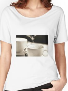 Coffee Lover 5 Women's Relaxed Fit T-Shirt