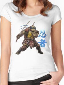 Blue Leader Women's Fitted Scoop T-Shirt