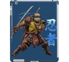 Blue Leader iPad Case/Skin