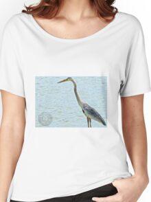 Blue Heron Women's Relaxed Fit T-Shirt