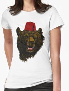 GRIZZLY Womens Fitted T-Shirt
