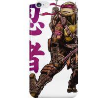 Ninjutsu TMNT iPhone Case/Skin