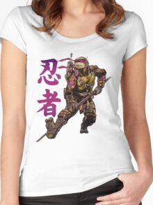 Ninjutsu TMNT Women's Fitted Scoop T-Shirt