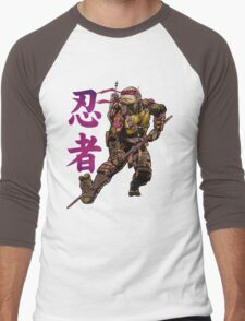 Ninjutsu TMNT Men's Baseball ¾ T-Shirt