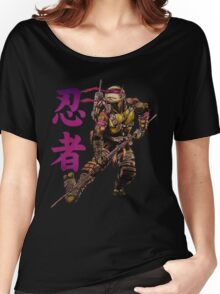 Ninjutsu TMNT Women's Relaxed Fit T-Shirt