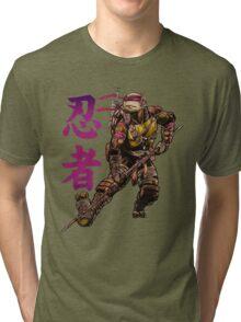 Ninjutsu TMNT Tri-blend T-Shirt