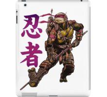 Ninjutsu TMNT iPad Case/Skin