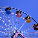 Ferris Wheel by June Holbrook