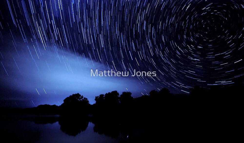 The Star Trail Experience - Dreamcatcher by Matthew Jones
