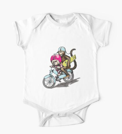 MOPED One Piece - Short Sleeve