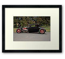1926 Chrysler Coupe Framed Print