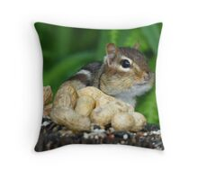 The Jackpot! Throw Pillow