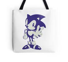 Minimalist Sonic Tote Bag