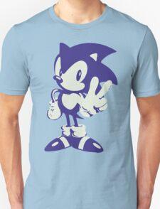 Minimalist Sonic T-Shirt