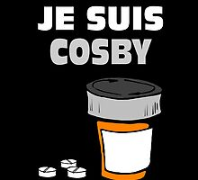 JE SUIS COSBY by ShirtNazi