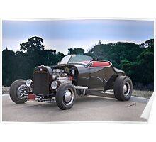 1922 Buick Roadster II Poster