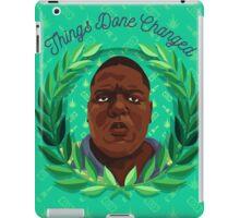 NOTORIOUS iPad Case/Skin