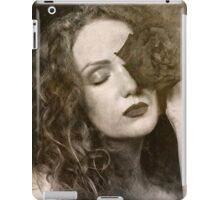 Ivory Flame - Brass Four  iPad Case/Skin