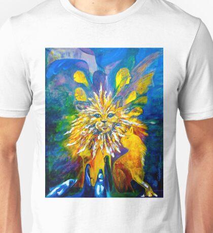 Shape Shifting Cheops Gatekeeper Unisex T-Shirt