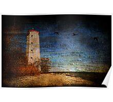 Presqu'ile Lighthouse Poster