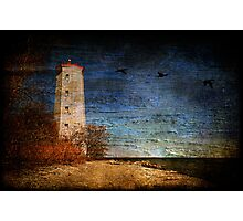 Presqu'ile Lighthouse Photographic Print