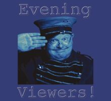 Evening Viewers - Benny Hill - by DreddArt