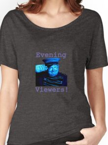 Evening Viewers - Benny Hill - Women's Relaxed Fit T-Shirt