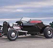 1922 Buick Roadster I by DaveKoontz
