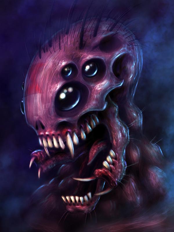 Arachnifobia by Javier Antunez