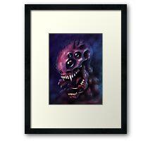 Arachnifobia Framed Print