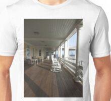 ocean house porch 2011 Unisex T-Shirt