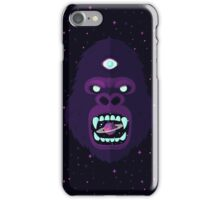 Cosmorilla iPhone Case/Skin