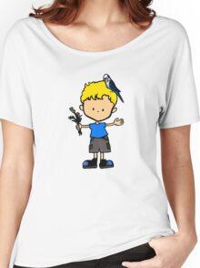 Budgie Boy Z Women's Relaxed Fit T-Shirt