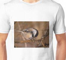 Black Capped Chickadee - Mud Lake, Ottawa, Ontario Unisex T-Shirt
