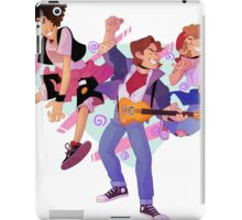 Bill n Ted and Marty! iPad Case/Skin