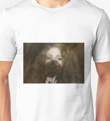 Ivory Flame - Brass Six  Unisex T-Shirt