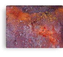 Rusty Cosmos Canvas Print