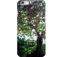 Tree of life, nature landscape iPhone Case/Skin