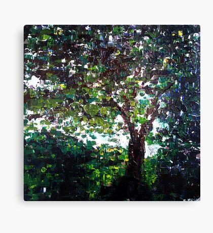Tree of life, nature landscape Canvas Print